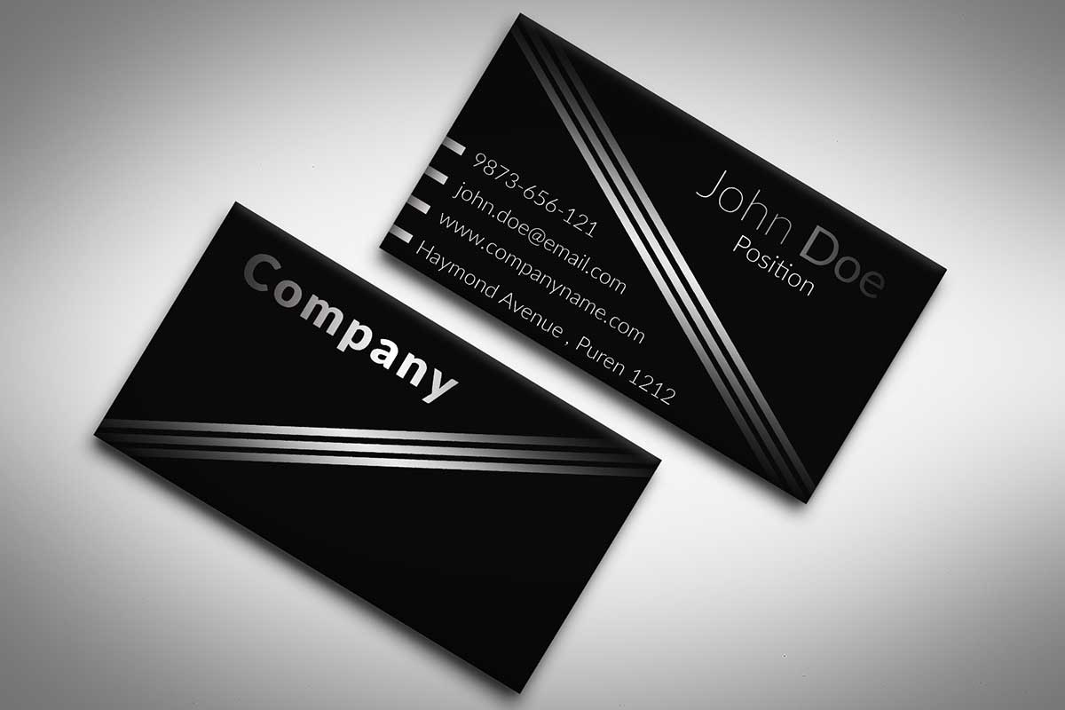 Business Cards That Help Drive In Business Plastic Card Printing