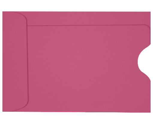 Gift Card Sleeves - Magenta