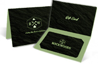 Custom Gift Card Holders