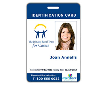 photo id cards templates