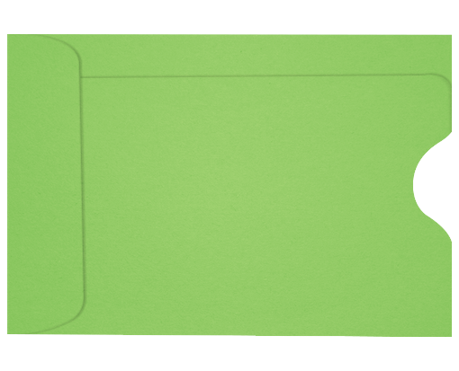 Gift Card Sleeves - Limelight